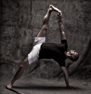 Andrew McAuley De Nieuwe Yogaschool