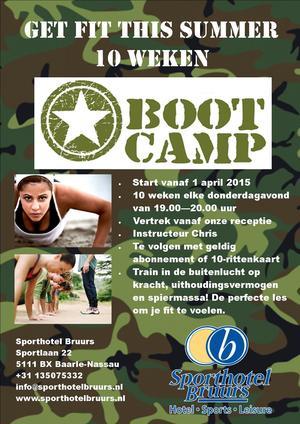 Bootcamp vanaf 1 april 2015